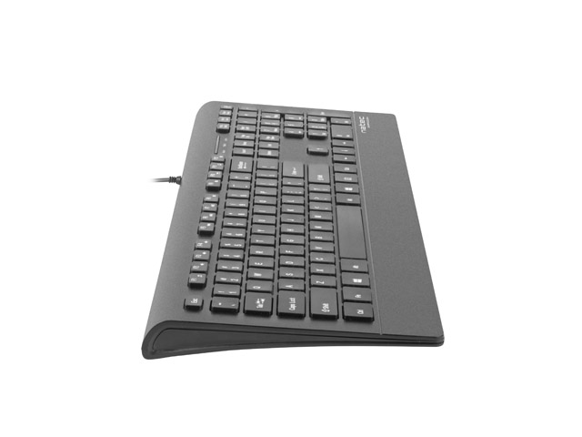 keyboard natec barracuda slim es layout 3