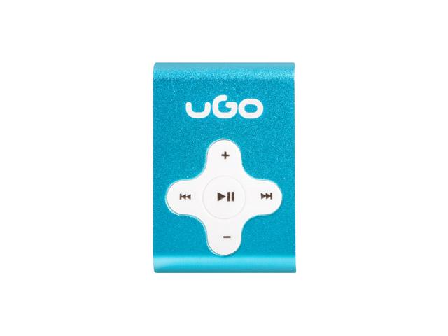 ODTWARZACZ MP3 UGO BLUE MP3 / WMA KLIPS