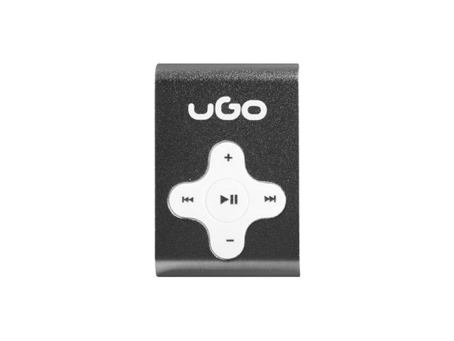 ODTWARZACZ MP3 UGO BLACK MP3 / WMA KLIPS