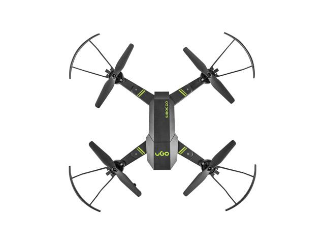 DRON UGO SIROCCO KAMERA VGA 2,4GHZ ŻYROSKOP FPV HOVERING 360 FLIP HD