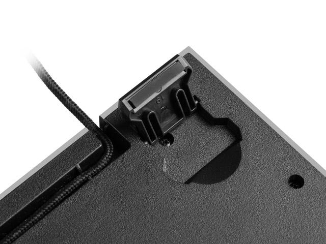 KLAWIATURA DLA GRACZY FURY HURRICANE TKL USB PODŚWIETLENIE