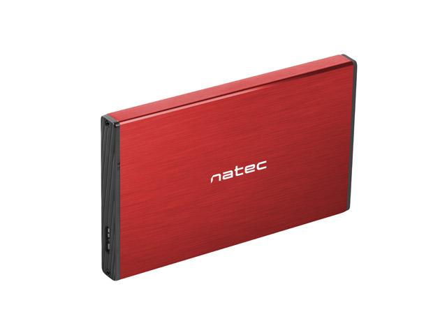 OBUDOWA HDD/SSD ZEWNĘTRZNA NATEC RHINO GO SATA 2.5