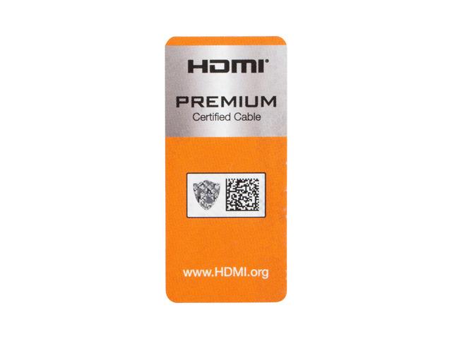 KABEL HDMI M/M V2.0 2M PEŁNA MIEDŹ CZARNY BOX PREMIUM CERTYFIKAT LANBERG
